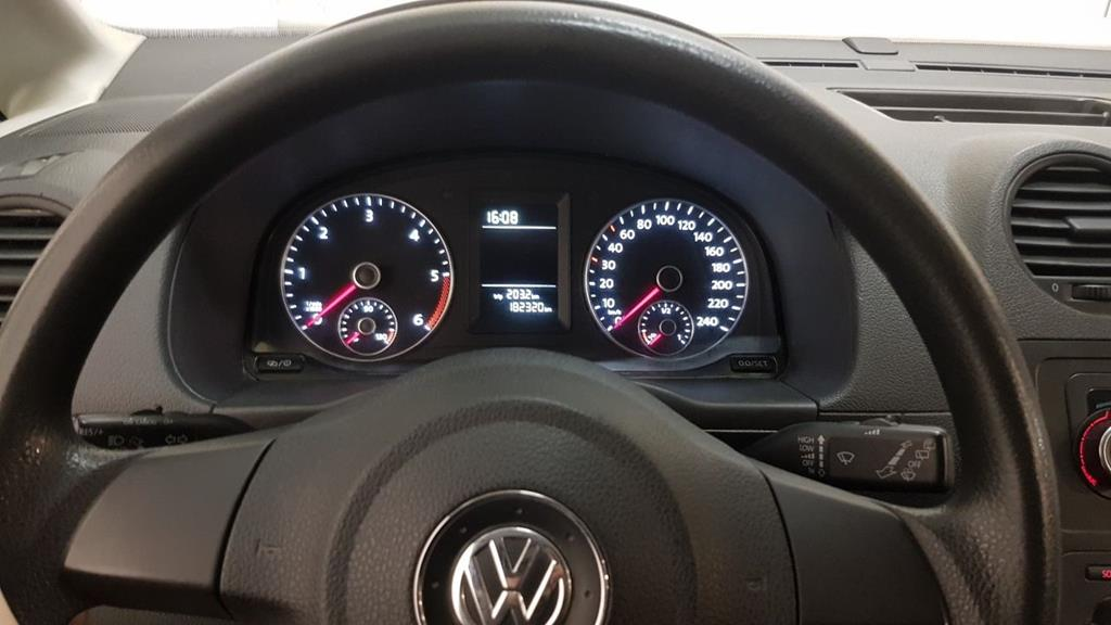 VW CADDY – eldre modell