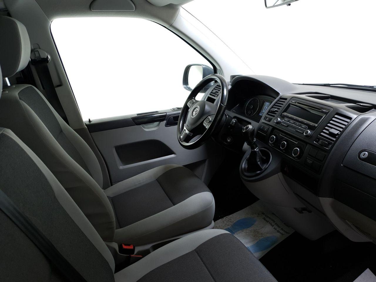VW Transporter T5 FL Varebil – eldre modell