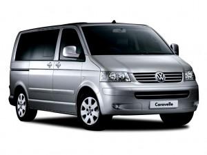 Caravelle 9-setere minibus
