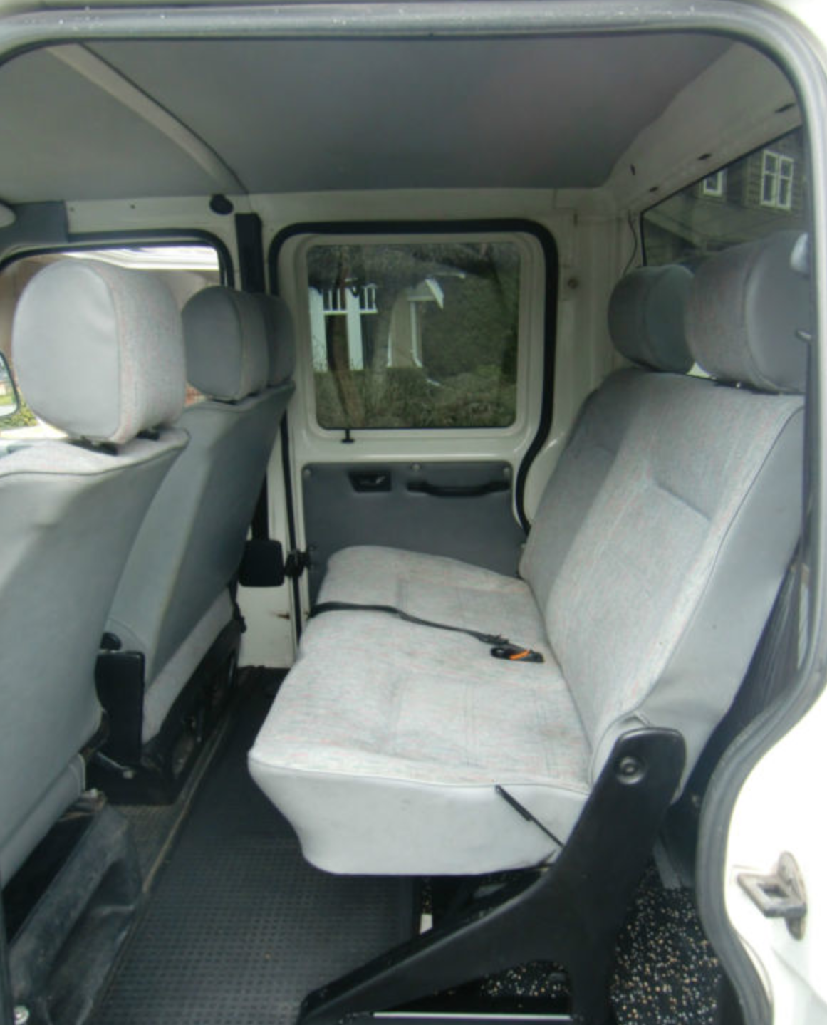 Transporter double cab T4