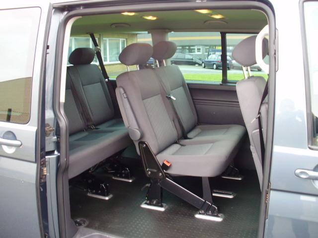 Volkswagen Leiebiler Minibuss - bild