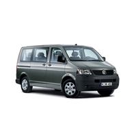 VW carevell 9 person minibus - bilutleie i Oslo