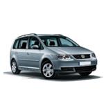 VW touran varebil - Bilutleie i Oslo - Sunndal