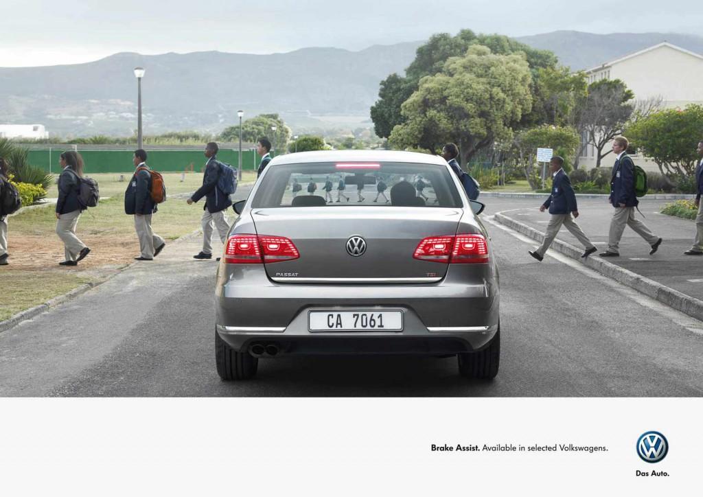Volkswagen førerassistentsystemer