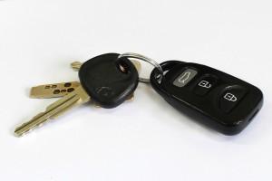 Hva gjør du om du mister nøkkelen til leiebilen - bild