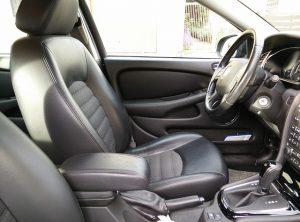 Ergonomi i bilen: Å sitte riktig!- bild