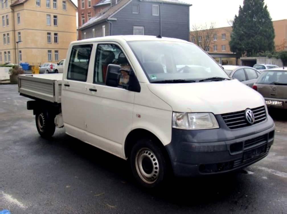 Transporter T5 DOKA