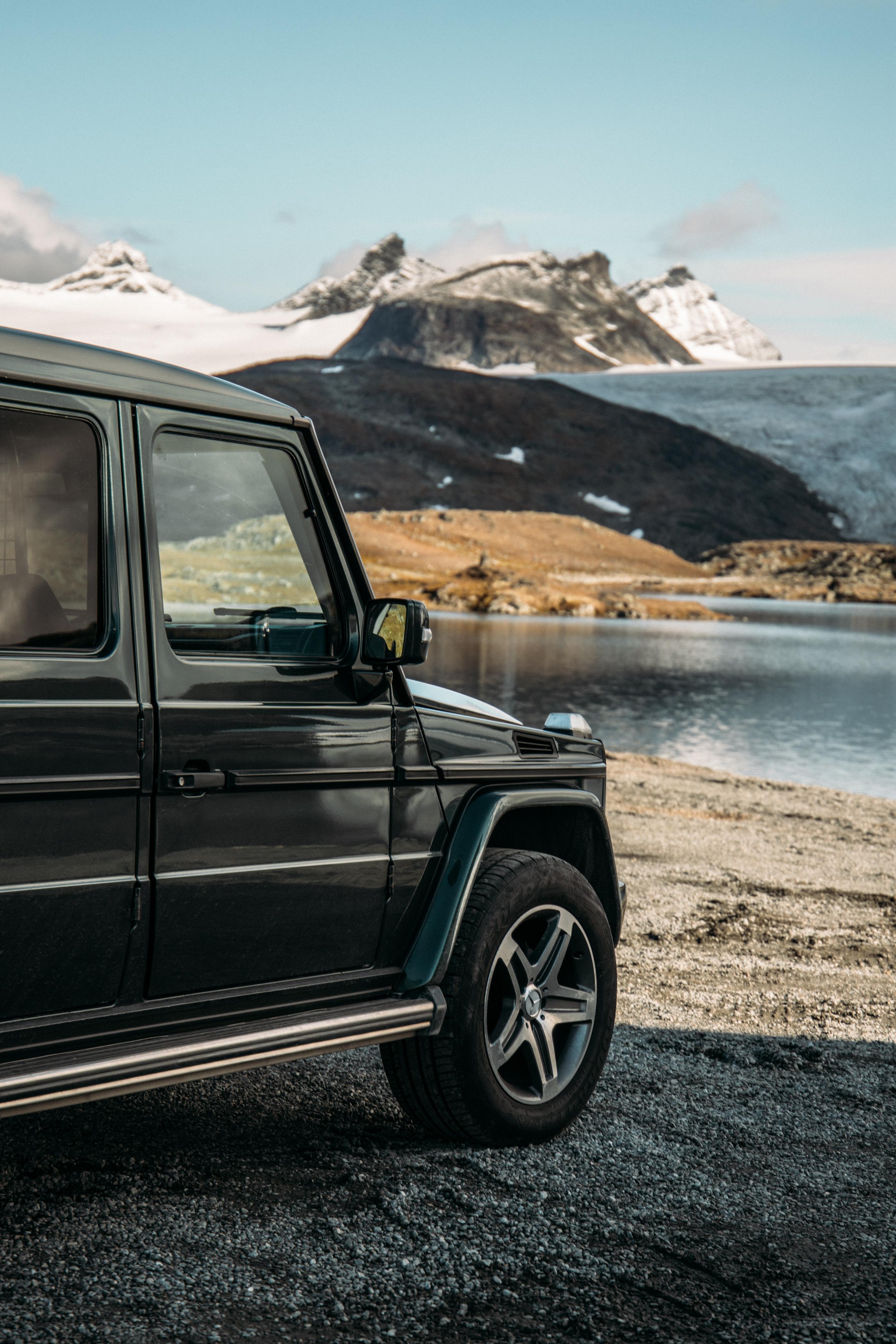 Mercedes Geländewagen