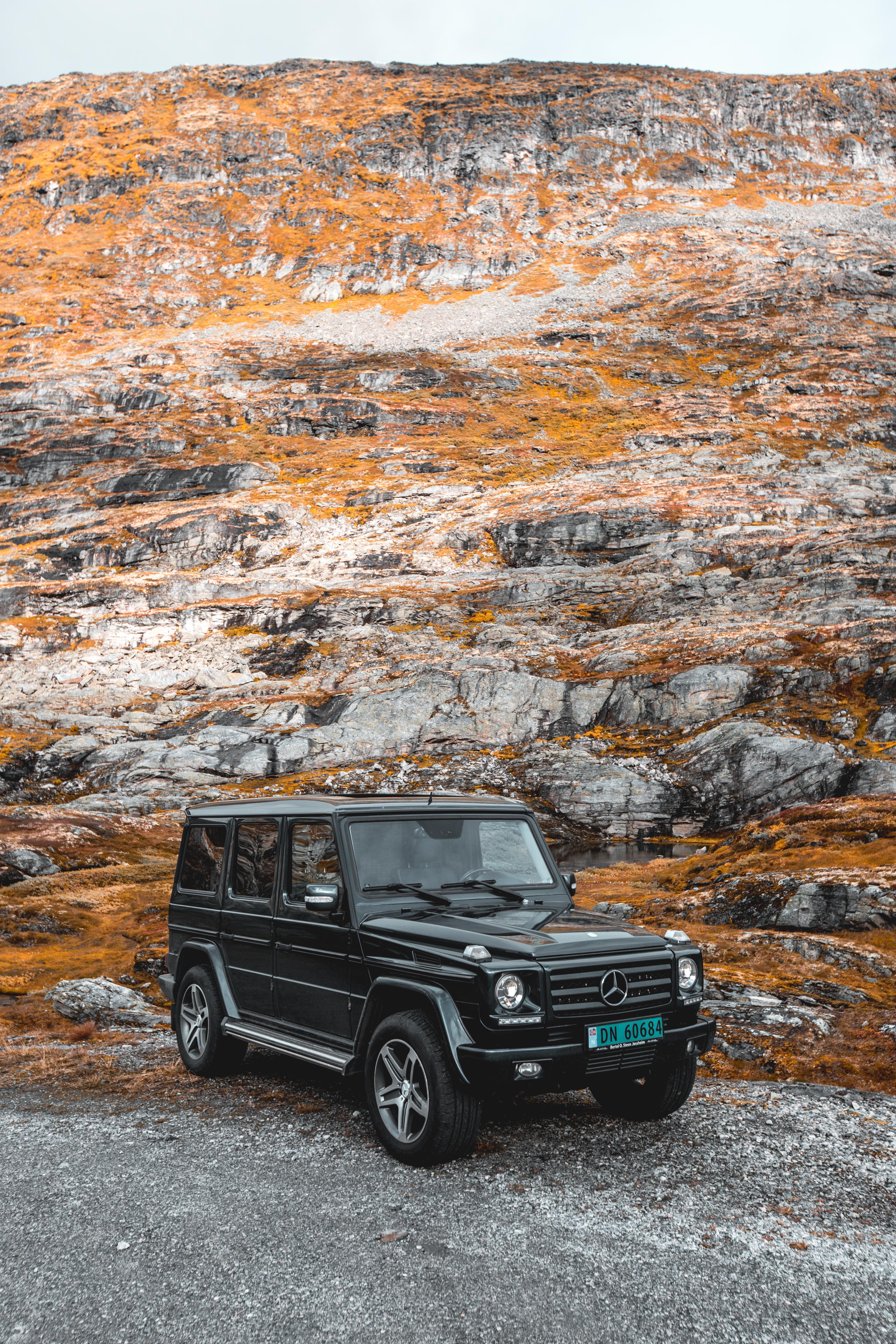 Mercedes G-Klasse – Geländewagen