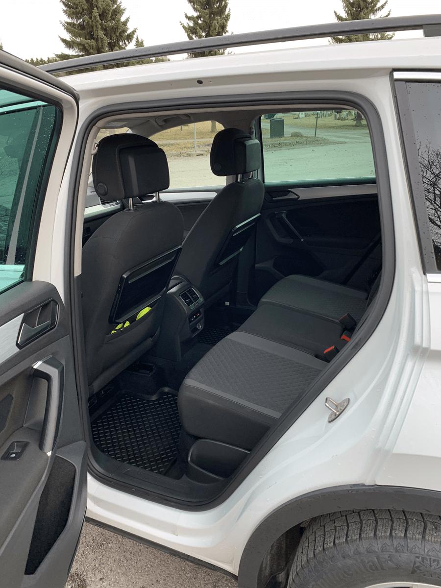 Tiguan 4×4 firehjulsdrift SUV automat