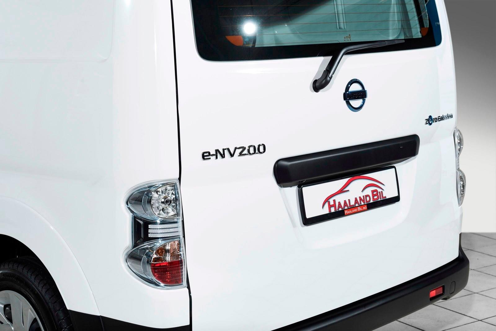 Nissan E-NV200 el-varebil Automat