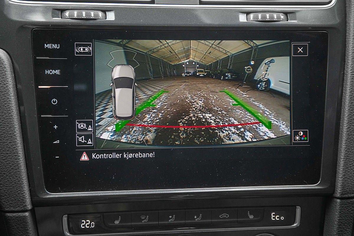 e-Golf automat elbil
