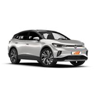 VW ID.4 Fullelektrisk familie-SUV 350km rekkevidde