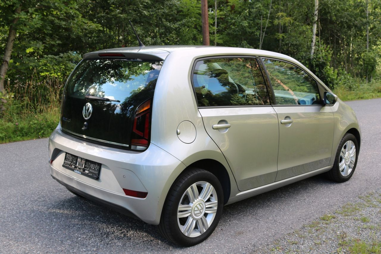 VW UP! ECO Bensin+ CNG GAS